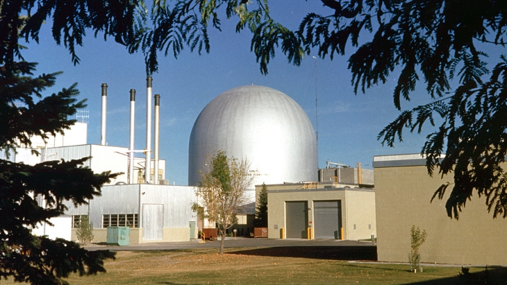 jaderná energie - USA připravuje cestu pro HALEU - Zprávy (EBR II INL) 1