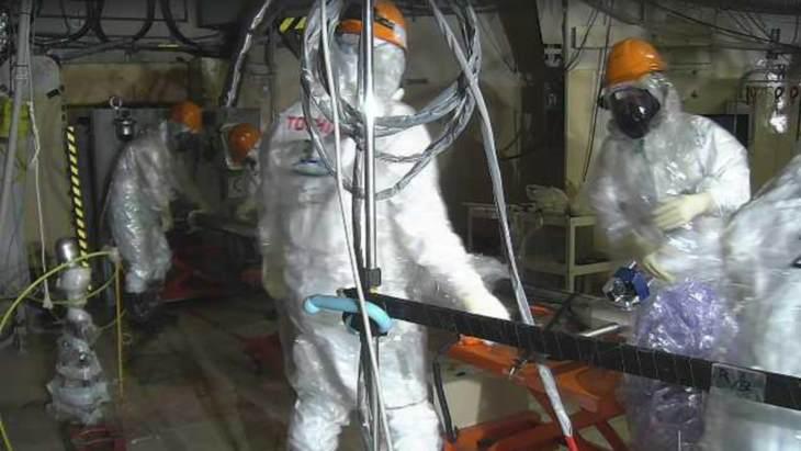 jaderná energie - Tepco odebrala vzorky roztaveného paliva z druhého bloku Fukušimy - Zprávy (FD2 PCV debris investigation February 2018 Tepco) 2