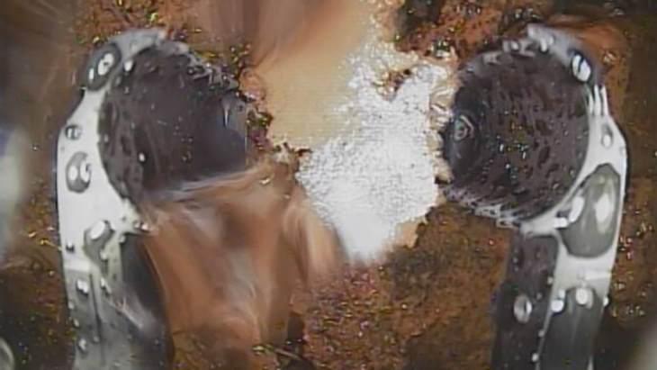 Tepco odebrala vzorky roztaveného paliva z druhého bloku Fukušimy