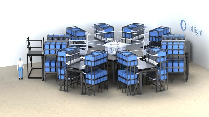 jaderná energie - Společnost First Light Fusion spouští fúzní pulzní energetické zařízení - Zprávy (First Light Fusion Machine 3 First Light Fusion) 1