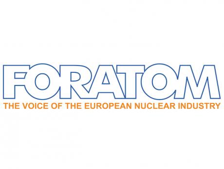 jaderná energie - Průmyslová skupina Foratom podtrhává výhody evropské jaderné energetiky - Zprávy (Foratom logo) 1