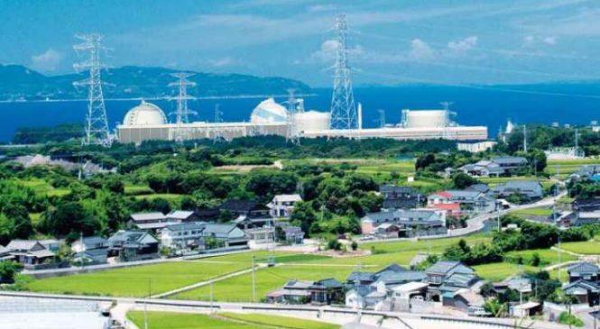 Druhý blok jaderné elektrárny Genkai bude rozebrán