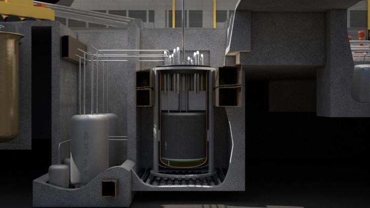 jaderná energie - Materiály pro IMSR budou testovány v Pettenu - Zprávy (IMSR core unit Terrestrial Energy) 1