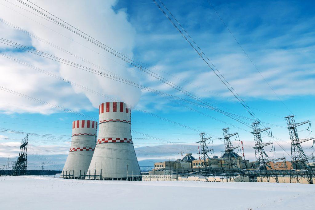 jaderná energie - V Novovoroněžské JE-II začalo spouštění dalšího bloku VVER-1200 generace III+ - Zprávy (Novovoroněžská JE II v době fyzikálního spouštění druhého bloku) 1