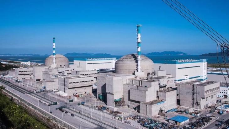 jaderná energie - EDF a rok 2018 - Zprávy (Taishan CGN) 1