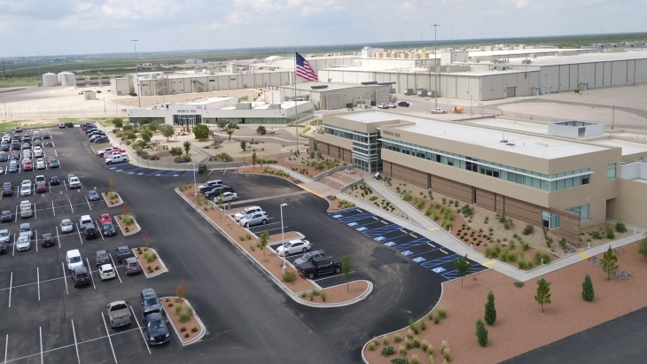 jaderná energie - Americká společnost URENCO oznámila aktivity zaměřené na palivo HALEU - Zprávy (Urenco USA) 1