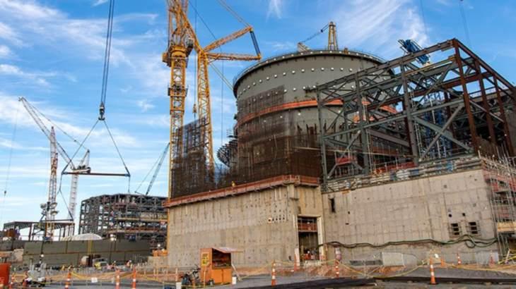 jaderná energie - Zvýšená produktivita práce na staveništi elektrárny Vogtle - Zprávy (Vogtle construction February 2019 Georgia Power) 1