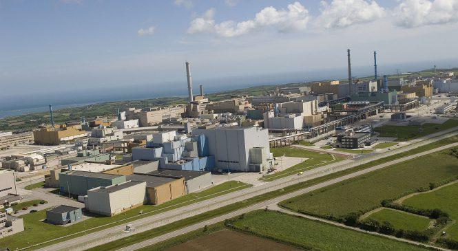 Použité jaderné palivo se vrací z nizozemského Borssele do Francie