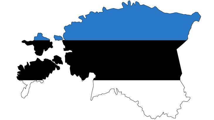 jaderná energie - Estonsko posiluje dozorné aktivity - Zprávy (Estonia land map) 1