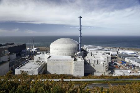 Normandie jako kandidát na budoucí výstavbu reaktoru EPR