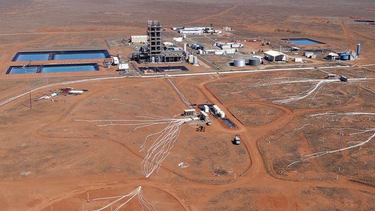 jaderná energie - Přehodnocení zdrojů pro urychlené spuštění zařízení Honeymoon - Zprávy (Honeymoon Boss Resources uranium mining Australia Boss Resources) 1