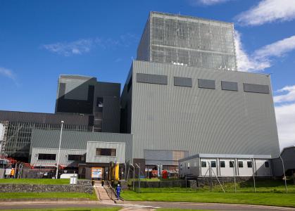 EDF Energy vydala videozáznam grafitových prasklin na bloku elektrárny Hunterston B-1