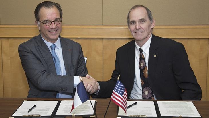 jaderná energie - Francouzský a americký jaderný dozor rozšiřuje spolupráci - Zprávy (IRSN NRC MoU March 2019 IRSN) 1