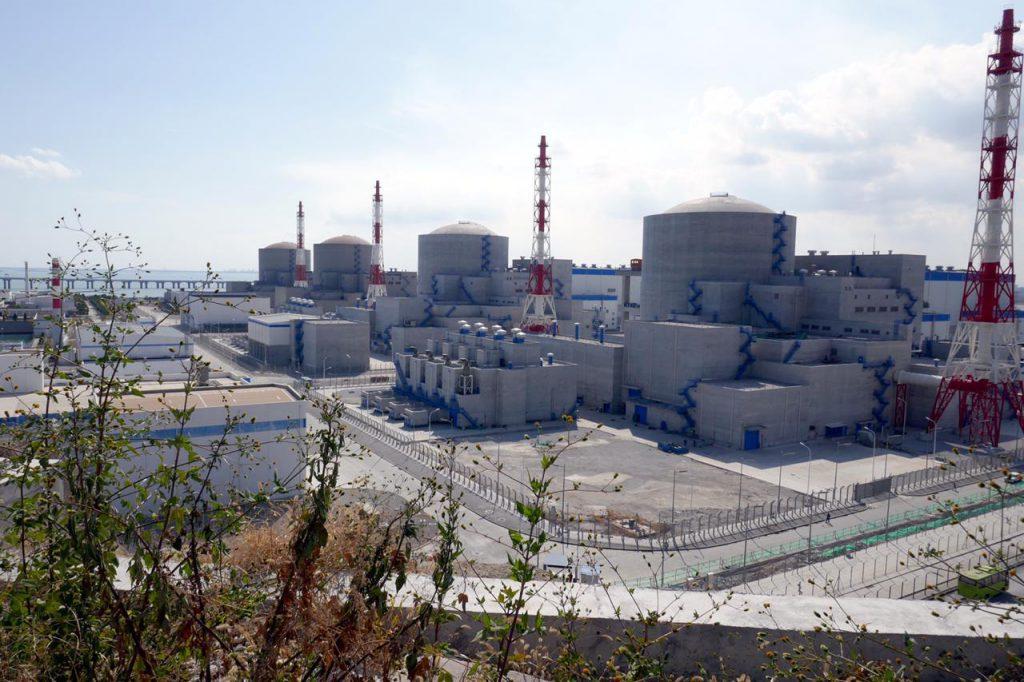 jaderná energie - Rosatom jde v Číně do nové lokality: Podepsal smlouvy na 7. a 8. JE Tchien-wan a 3. a 4. blok JE Sü-ta-pao - Zprávy (JE Tchien wan) 1