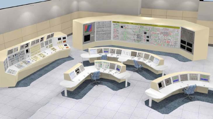 jaderná energie - Korejské společnosti spolupracují při řešení projektů kontroly a řízení v zahraničí - Zprávy (Korean Digital I C KHNP) 1