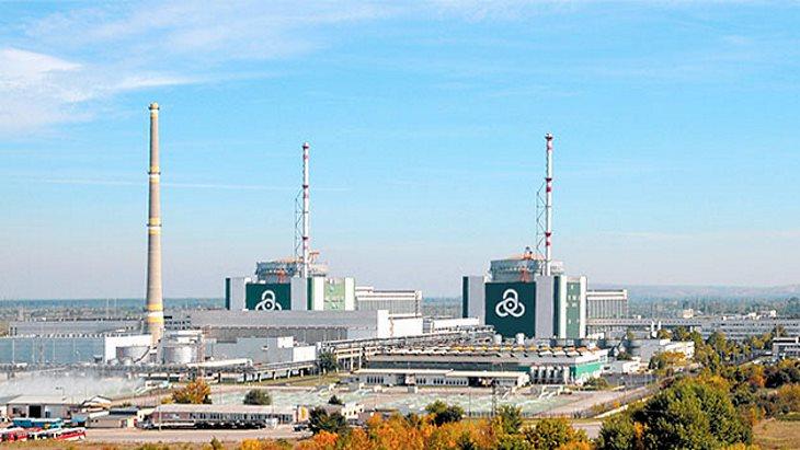 jaderná energie - Konsorcium získalo prodloužení smlouvy pro elektrárnu Kozloduj - Zprávy (Kozloduy NPP EBRD) 2