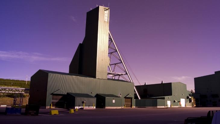 jaderná energie - Cameco postupuje opatrně kvůli zlepšení trhu - Zprávy (McArthur River 2014 Cameco) 1