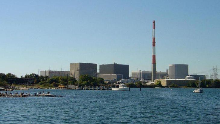 jaderná energie - Nová Anglie se zavazuje k jaderné energetice - Zprávy (Millstone Plant USA DomEnergy Millstone) 1