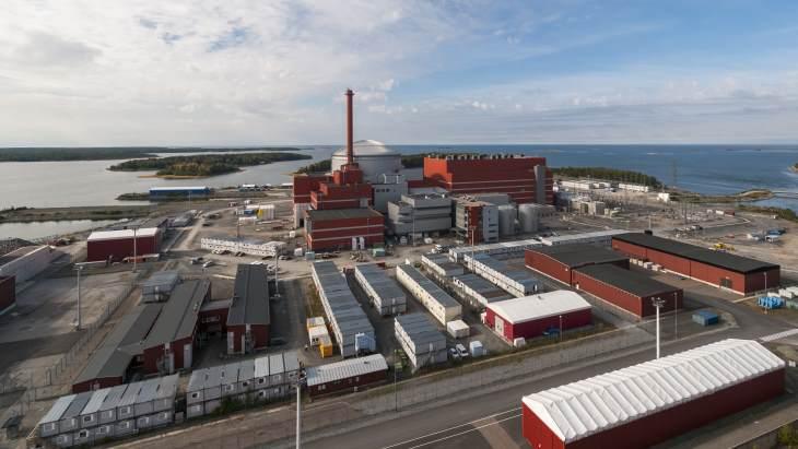 jaderná energie - Finské EPR získalo provozní licenci - Zprávy (Olkiluoto 3 EPR September 2016 TVO) 1