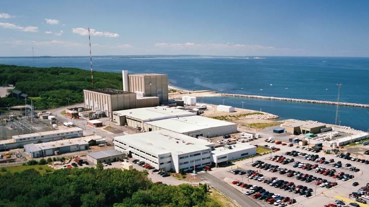 jaderná energie - Americký jaderný dozor vydává roční hodnocení - Zprávy (Pilgrim Entergy 1) 1