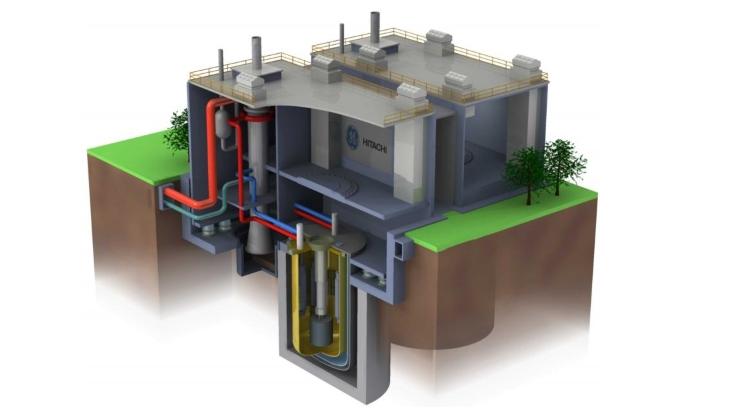 jaderná energie - USA spouští projekt testovacího reaktoru - Zprávy (Prism plant GEH) 1