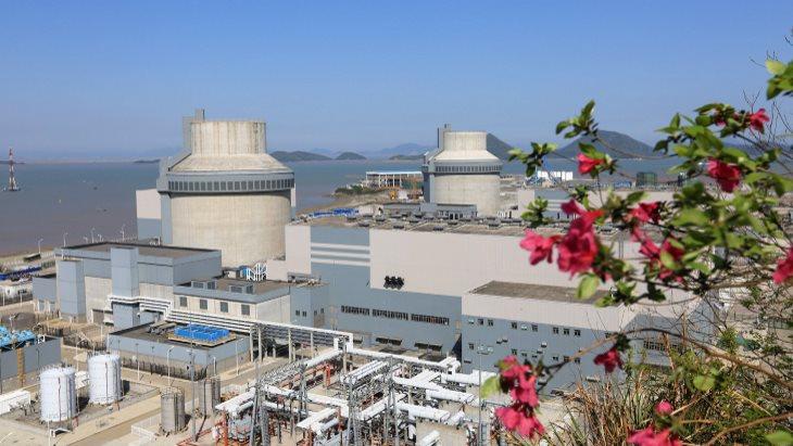 jaderná energie - Spojené státy a Indie potvrzují závazek k výstavbě šesti jaderných bloků - Zprávy (Sanmen China AP1000 Westinghouse 2018) 1