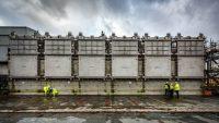 V Silu jaderného paliva Sellafield bylo instalováno zařízení na vyhledávání odpadu