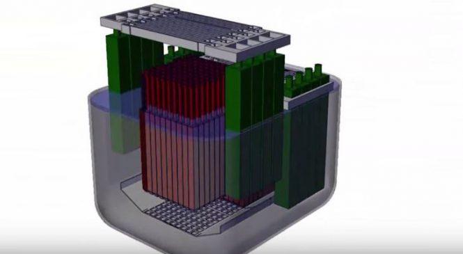 Estonsko studuje možnosti pokročilého reaktoru Moltex