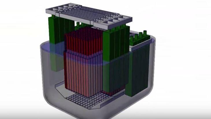 jaderná energie - Estonsko studuje možnosti pokročilého reaktoru Moltex - Zprávy (The Stable Salt Reactor) 1
