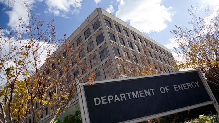 jaderná energie - Rozpočet USA podporuje Yucca Mountain - Zprávy (US DOE Forrestal Building Washington DC DOE Quentin Kruger) 2