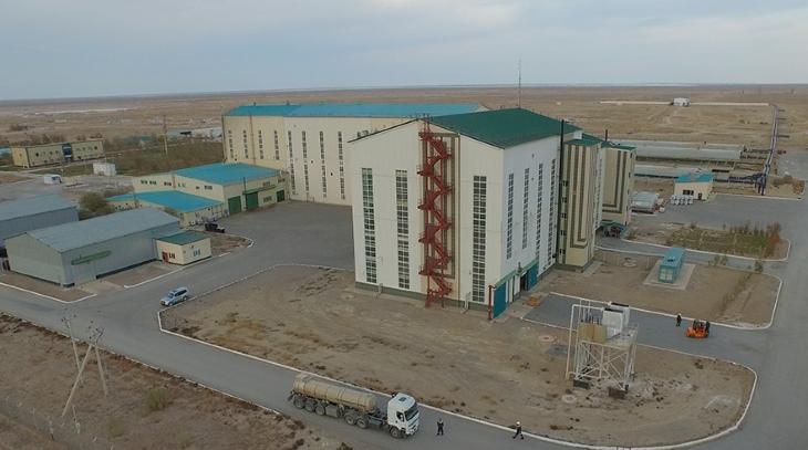 jaderná energie - Výhled společnosti Uranium One je pro rok 2019 nezměněný - Zprávy (Uranium One Kazakshtan Uranium One) 1