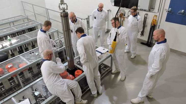 jaderná energie - Finská společnost TVO přijala dodávku paliva pro nové generace BWR - Zprávy (Westinghouse Triton fuel Westinghouse) 1