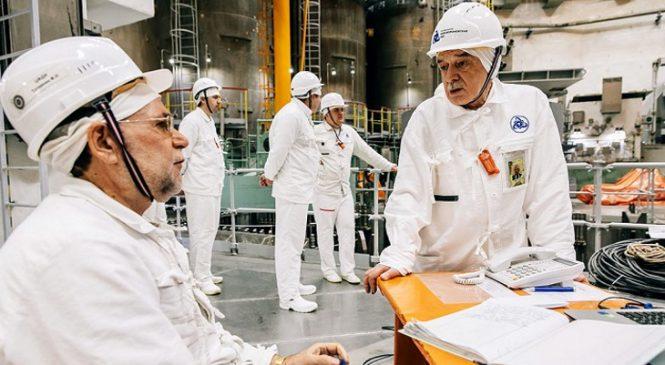 Zavážení paliva do druhého bloku Novovoroněžské II bylo dokončeno