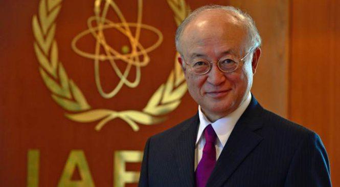 Amano vyzývá po financování aktivit MAAE v oblasti záruk