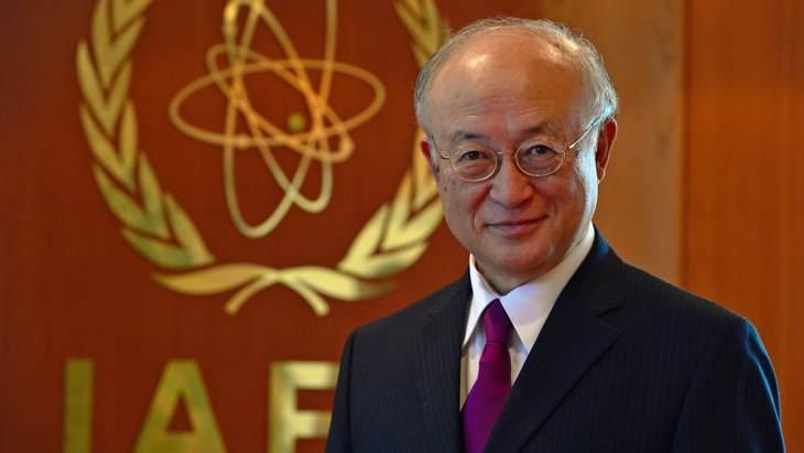 jaderná energie - Amano vyzývá po financování aktivit MAAE v oblasti záruk - Zprávy (Yukiya Amano IAEA DG D Calma IAEA) 1