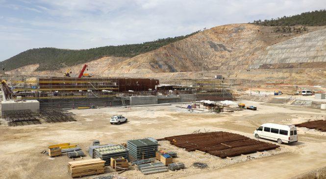 První blok turecké JE Akkuyu má hotové základy