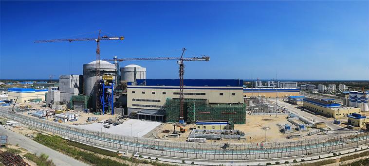 Čína může stavět až 8 reaktorů ročně, sděl předseda společnosti CNNC