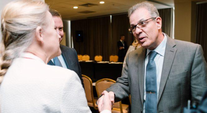 Brazilská vláda se zavazuje k jádru