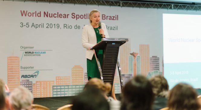 Brazilské setkání se zaměřuje na jaderné výhody