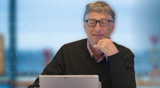 Bill Gates je nadšený z urychlení jaderné legislativy
