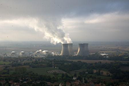 jaderná energie - Výroba z jádra dosáhla předfukušimské úrovně v roce 2018 - Zprávy (Bugey NPP crchecked dd.jpg) 3