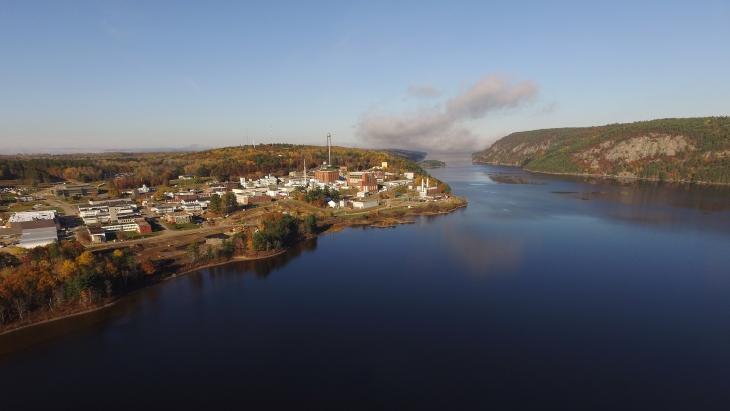 jaderná energie - První žádost o licencování kanadských SMR byla předložena - Zprávy (Chalk River Laboratories 2015 CNL) 1