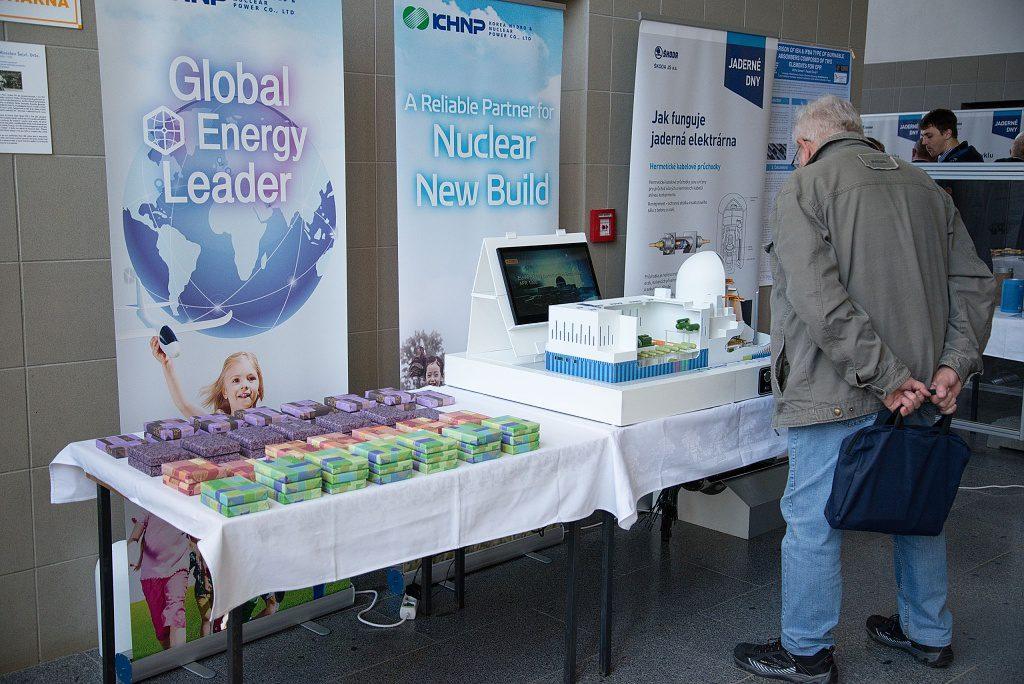 jaderná energie - Jaderné dny 2019 řeší otazníky jaderné energetiky - Nové bloky v ČR (DSC 9280 1 1024) 1
