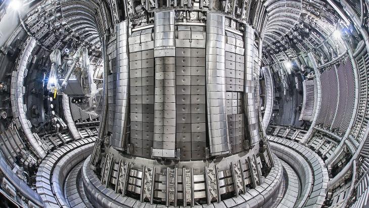 jaderná energie - Britští fúzní vědci zajišťují financování projektů i přes Brexit - Zprávy (JET internal EUROfusion) 2