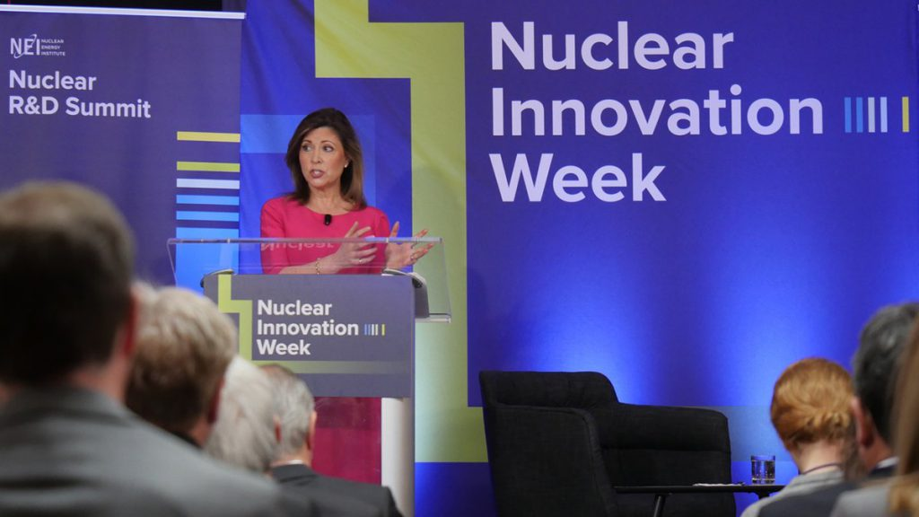 jaderná energie - Potřebné akce pro udržení konkurenceschopnosti amerického jádra - Zprávy (Korsnick 2019 address NEI) 1