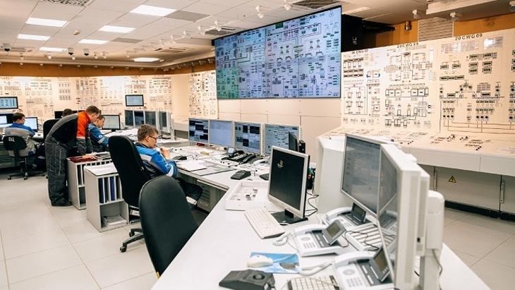 jaderná energie - Druhý blok Novovoroněžské II je připraven pro spuštění - Zprávy (Novovoronezh II control room Rosatom 1) 1
