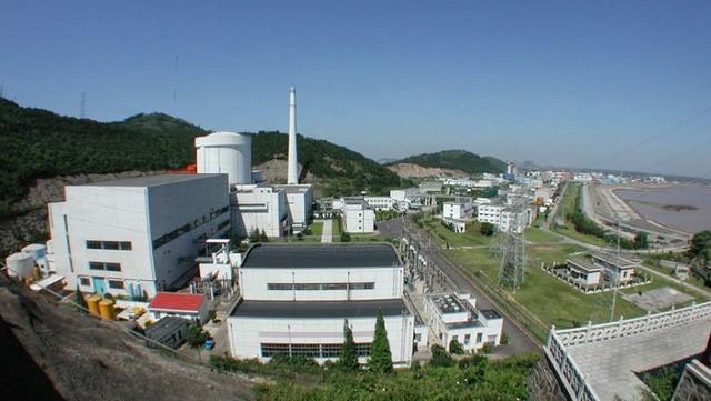 Čína zvyšuje výkon jejich nejstaršího reaktoru