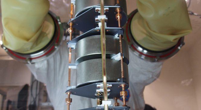 Rosatom dodal do Německa germanium 76 pro mezinárodní vědecký projekt LEGEND