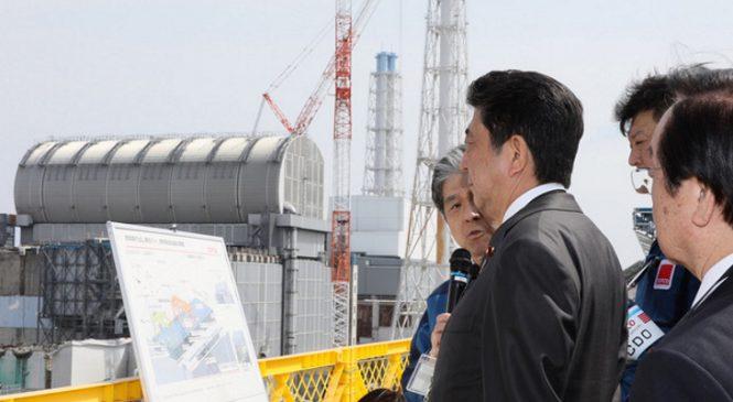 Odstraňování paliva ze 3. bloku Fukušimy