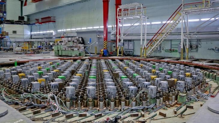 jaderná energie - Rusko dokončuje úpravy třetího RBMK Smolenské jaderné elektrárny - Zprávy (Smolenks 3 upgrade work March 2019 Rosatom) 1